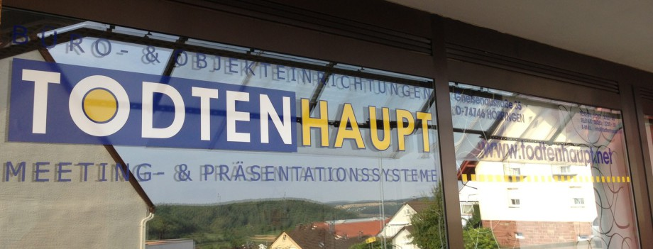 Todtenhaupt - Büro- und Objekteinrichtungen in Höpfingen